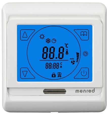 Терморегулятор позволяет поддерживать оптимальную температуру и экономить энергию