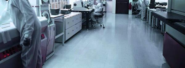 Токоотводящие полы в лабораториях