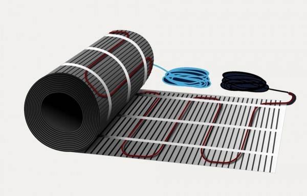 Тонкие электрические маты отлично подойдут для любого покрытия и могут монтироваться на любую ровную плоскость