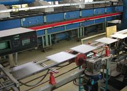 Цех по производству керамогранита