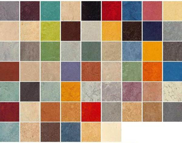 Цветовые исполнения и фактуры