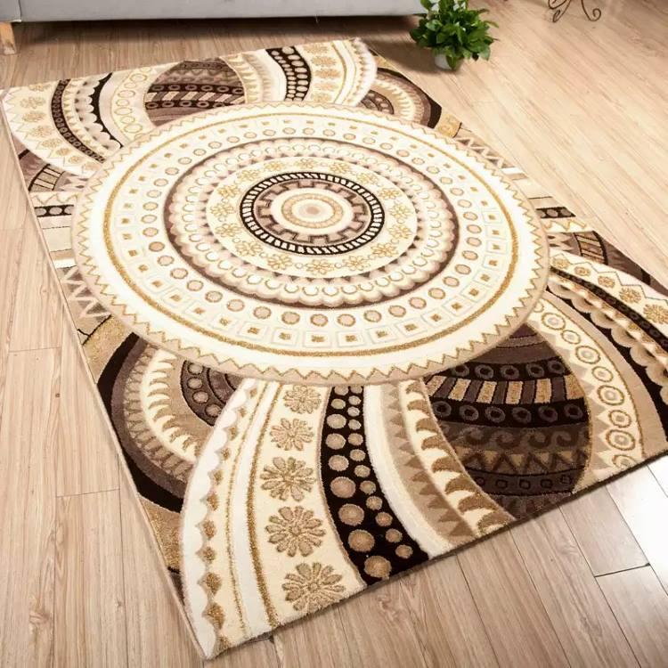 Красивый турецкий ковер