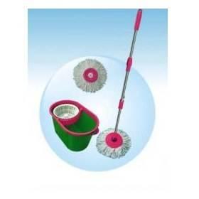 Удобная швабра для мытья пола – это целый комплект оборудования с ведром и набором щёток