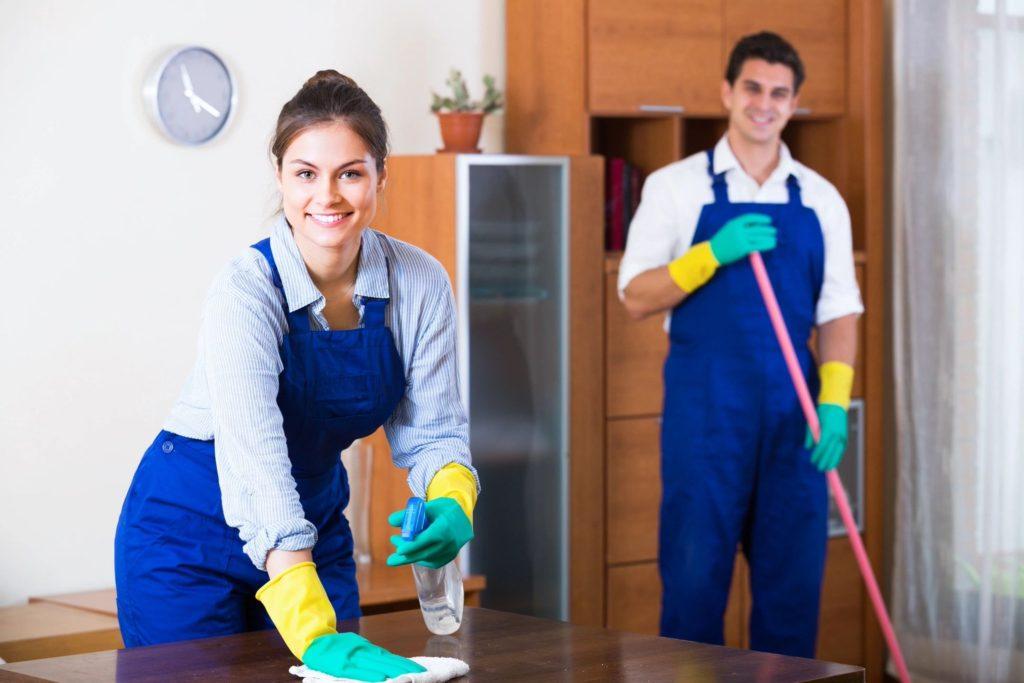профессиональные услуги по клинингу