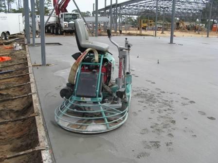 Устройство для промышленной шлифовки бетона