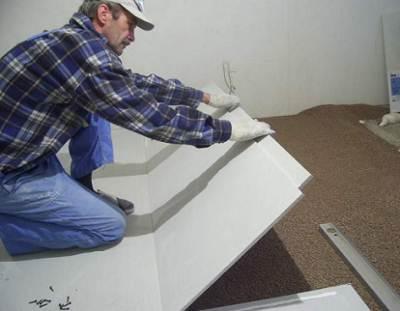 Влагостойкая гипсовая пазогребневая плита – возможность совместить влагоизоляционный эффект с утеплителем