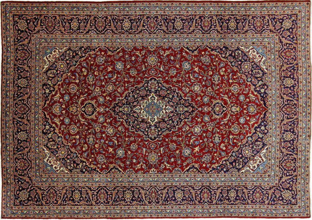 Восточный ковер Кашан
