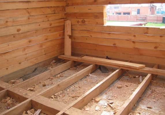 Все деревянные материалы следует обработать защитными средствами, чтобы увеличить их срок службы