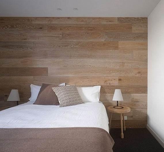 Все примеры использования ламината на стене вызывают некоторые вопросы, но ищите в них решения для себя