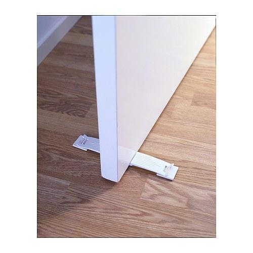 Зазор между дверью и полом 1 см